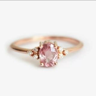ピンクの指輪(リング(指輪))