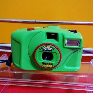 SWIMMER - SWIMMER フィルムカメラ 黄緑
