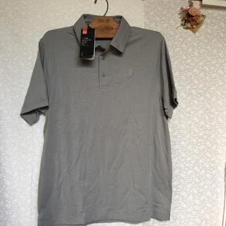 アンダーアーマー(UNDER ARMOUR)の感謝sale♥7758♥新品✨UNDER ARMOUR①♥着やすいポロシャツ(ポロシャツ)