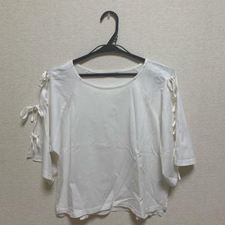 ミスティック(mystic)のmystic トップス(Tシャツ(半袖/袖なし))