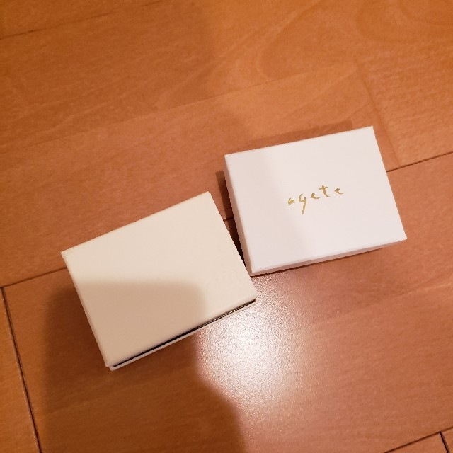 agete(アガット)のagete ジュエリーボックス レディースのアクセサリー(その他)の商品写真