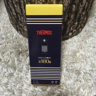 THERMOS - 新品サーモスワンプッシュボトル400ml