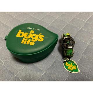 ディズニー(Disney)の★希少★ a bugs life バグズライフ 腕時計(腕時計(アナログ))