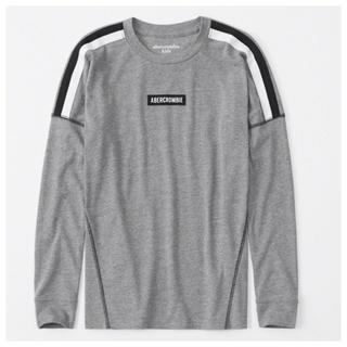 アバクロンビーアンドフィッチ(Abercrombie&Fitch)のXS◎新品正規品◎アバクロ◎Abercrombie&Fitch◎ロングTシャツ◎(Tシャツ/カットソー(七分/長袖))