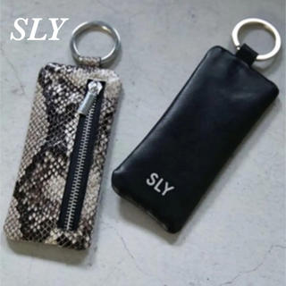 SLY - 【新品】SLYコインケース♡