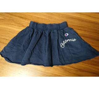 マーキーズ(MARKEY'S)のChampionスウェットスカート110cm☆チャンピオン(スカート)