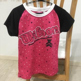 wilson - Wilson Tシャツ 130 セットアップ
