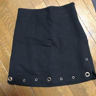 アンビー(ENVYM)の*新品・タグ付き*ENVYM スカート(ミニスカート)