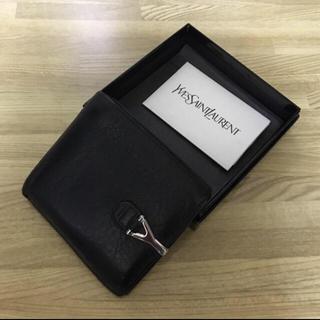 サンローラン(Saint Laurent)のYSL イヴ・サンローラン 折りたたみ財布 メンズ(折り財布)