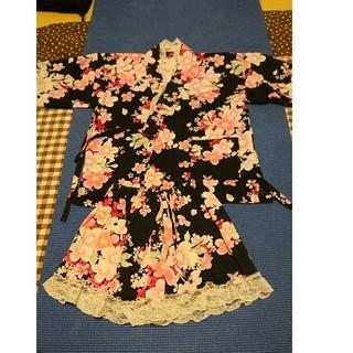 シマムラ(しまむら)の130cm甚平(甚平/浴衣)