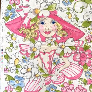 【1点のみ】ロラライハリス  Princess fairy ベル パネル