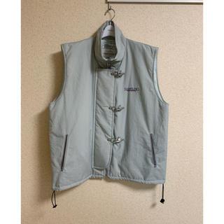 ワンエルディーケーセレクト(1LDK SELECT)の最終値下げ DAIRIKU Fireman vest(ダウンベスト)