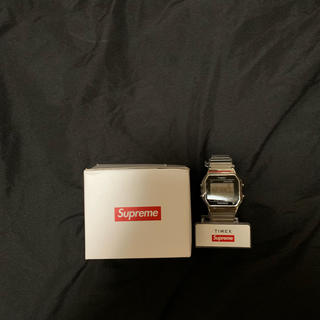 Supreme Timex Digital Watch 銀