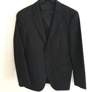 ユニクロ(UNIQLO)のきひ様専用☆ユニクロ メンズ スーツ上下セット(セットアップ)