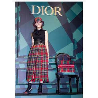 クリスチャンディオール(Christian Dior)の世界で伊勢丹限定カラー❗ ディオール jadior リボンストラップ  サンダル(サンダル)