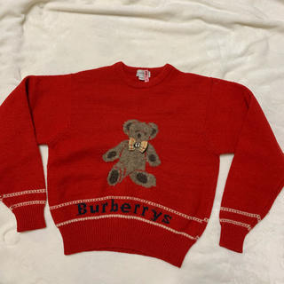 バーバリー(BURBERRY)の BURBERRY セーター 150(ニット)