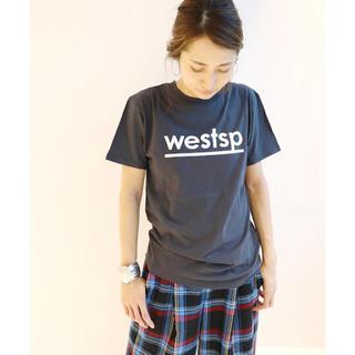 フレームワーク(FRAMeWORK)のFRAMeWORK ロゴTシャツ(Tシャツ(半袖/袖なし))