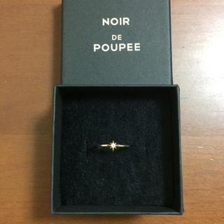 NOIR DE POUPEE ピンキーリング(リング(指輪))