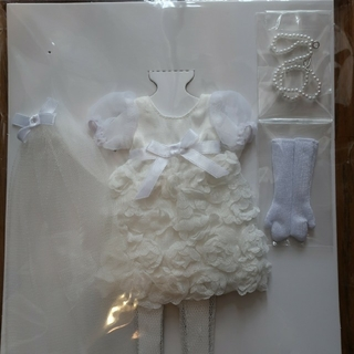 バラウエディングドレス リカちゃんキャッスル(ぬいぐるみ/人形)