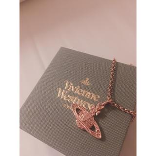 Vivienne Westwood - Vivienne Westwood ネックレス ピンクゴールド