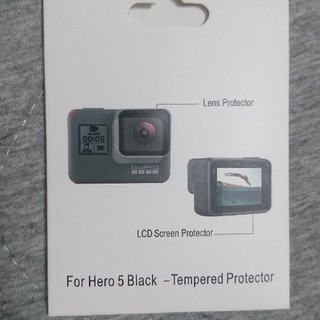 ゴープロ(GoPro)のgoproゴープロ プロテクトフィルム(コンパクトデジタルカメラ)