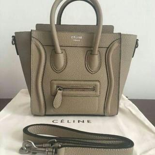 celine - 美品 セリーヌ ラゲージ
