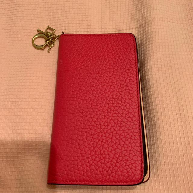 Iphone8純正レザーケース,Dior-レアディオールDioriPhone6.6Sケースプラダミュウミュウの通販