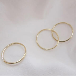 lui jewelry*tinyring