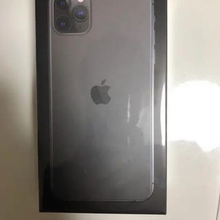 iPhone 11 Pro MAX 512GB スペースグレー 正規 新品未開封