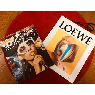 ロエベ(LOEWE)のpechi様 ロエベ 2019秋冬カタログ 袋(ファッション)