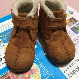 ムジルシリョウヒン(MUJI (無印良品))の無印良品 冬用シューズ 13.0(ブーツ)
