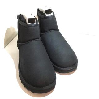 アグ(UGG)のUGG アグ クラシックミニ II ムートンブーツ(ブーツ)
