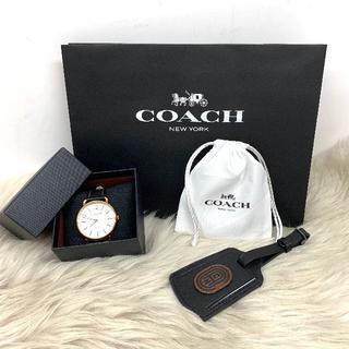 コーチ(COACH)の新品未使用 新作 コーチ デランシー 腕時計(腕時計(アナログ))