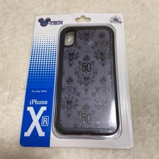 iPhoneXRケース ホーンテッドマンション50周年