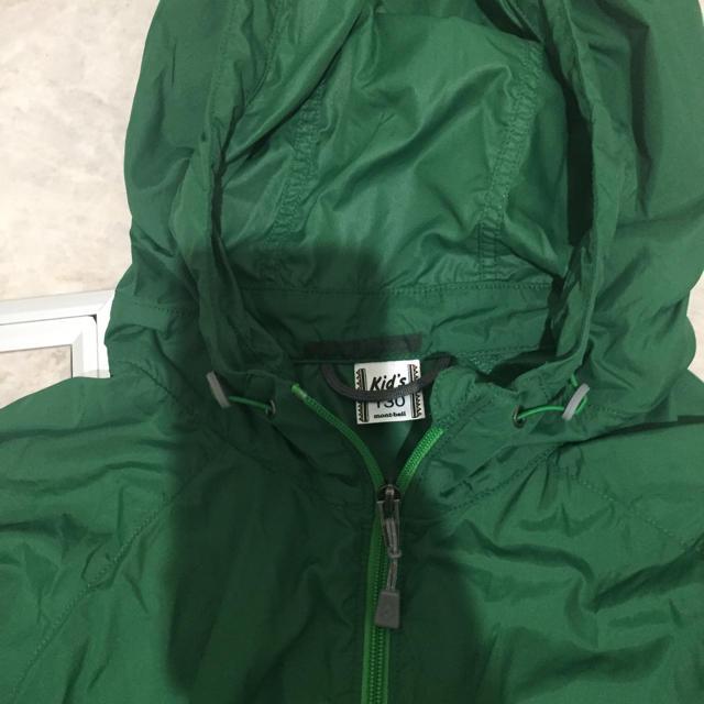 mont bell(モンベル)のモンベル キッズ ウインドブレーカー キッズ/ベビー/マタニティのキッズ服男の子用(90cm~)(ジャケット/上着)の商品写真
