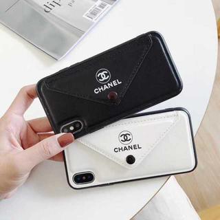 CHANEL - Iphoneケース レター型