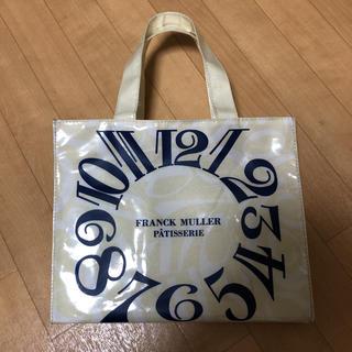 フランクミュラー(FRANCK MULLER)のゆう様専用☆フランクミュラー☆ パティスリー トートバッグ(ショップ袋)