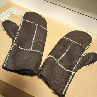 ユナイテッドアローズ(UNITED ARROWS)の専用‼️値下げ‼️ユナイテッドアローズ ミトン(手袋)