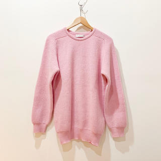 Johnstons【Angola Pullover Knit】