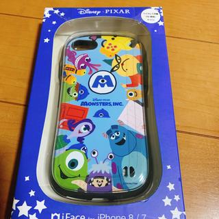 iPhone7.8 カバー モンスターズインクiFace