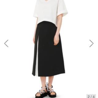 ルシェルブルー(LE CIEL BLEU)のルシェルブルー  Aラインスカート(ひざ丈スカート)