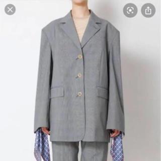 ルシェルブルー(LE CIEL BLEU)のIRENE 大人気 jacket(テーラードジャケット)