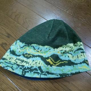 パタゴニア(patagonia)の【新品未使用】patagoniaニット帽(ニット帽/ビーニー)