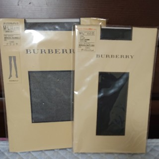 BURBERRY - BURBERRY  ストッキング  *タイツ
