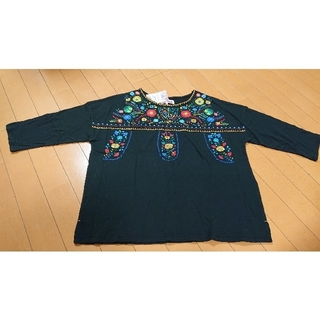 titicaca - 新品 freesize チチカカ 七分袖Tシャツ