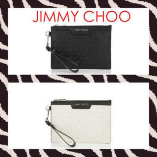 ジミーチュウ(JIMMY CHOO)のジミーチュウ クラッチバック(セカンドバッグ/クラッチバッグ)