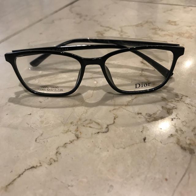 Dior(ディオール)の眼鏡 レディースのファッション小物(サングラス/メガネ)の商品写真
