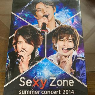 セクシー ゾーン(Sexy Zone)のSexyZone Summer concert2014(アイドル)