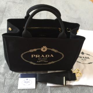 PRADA - PRADA プラダ カナパ M