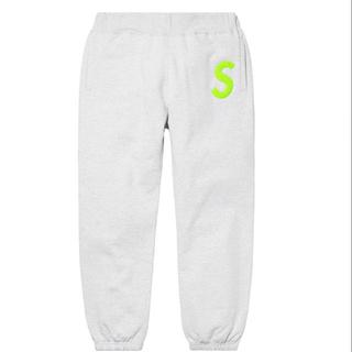 シュプリーム(Supreme)の【Mサイズ】S Logo Sweatpant(その他)